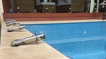 Pool Equipment Wiring & Safety